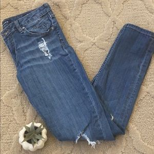 Vigoss The Thompson Distressed Jeans